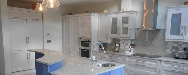Interior design dublin kitchen blue2 Home